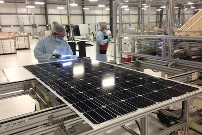 WANTED: SOLAR PANELS MANUFACTURING BUSINESS