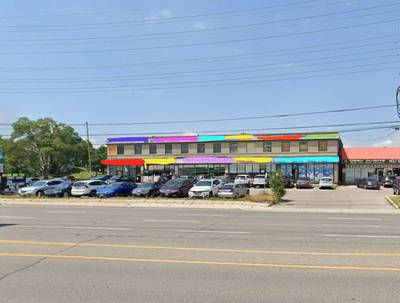 Plaza for Sale in Mississauga - Rental Income Property