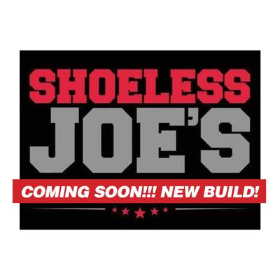 Shoeless Joe's - New Location- St Catherine's- Coming Soon