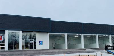 Brand New Car Wash for Sale in Ajax with Rental Income