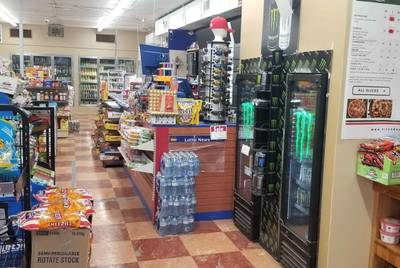 Convenience Store + Pizza Take Out with Property for Sale