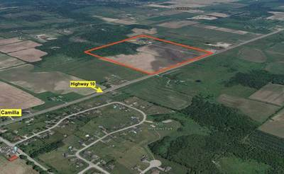 LAND FOR SALE IN CAMILLA