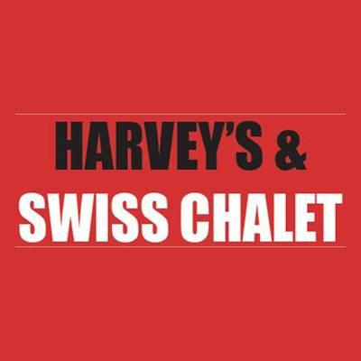 Swiss Chalet/Harvey's  - 3 hours west of GTA