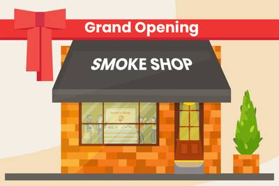 Smoke Shop for Sale