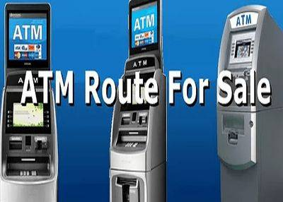 ATM 5 MACHINE ROUTES FOR SALE IN GTA