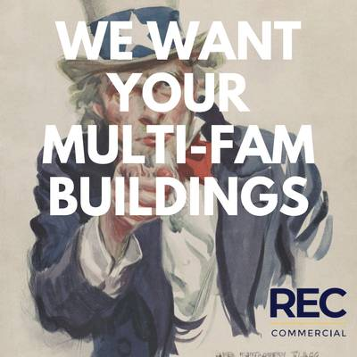 Wanted - Multi-Family Buildings