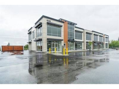Brand New Mixed Use Commercial Unit for Sale in Abbotsford, BC