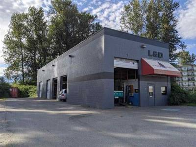 Established Auto Repair Shop for Sale in Chilliwack, BC