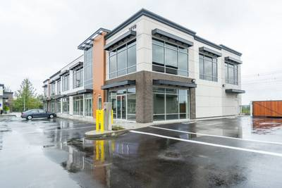 Large Mixed Use Commercial Unit for Sale in Abbotsford, BC
