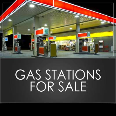 Gas Stataion with LCBO