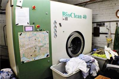 Dry Clean Plant + Depots Business