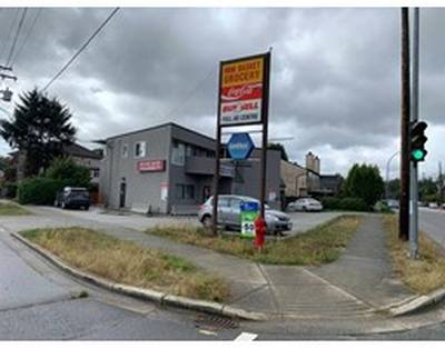 Large Parking Lot with Convenience Store for Sale in Coquitlam, BC