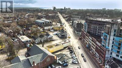 Redevelopment Opportunity, Residential and Commercial Buildings - 637 1/2 Princess St.