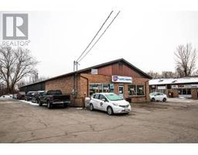 Fully Leased Industrial Retail Property - 67 Dufferin Ave.