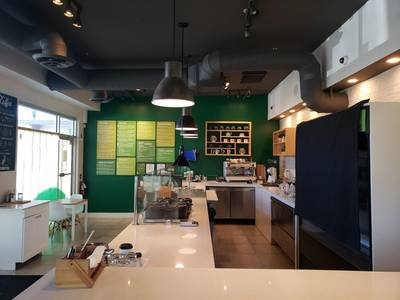 Brand New Coffee Shop for Sale or Lease in New Westminster, BC
