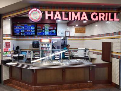 High Traffic Food Court Indian Take-Out Restaurant for Lease in Vancouver, BC