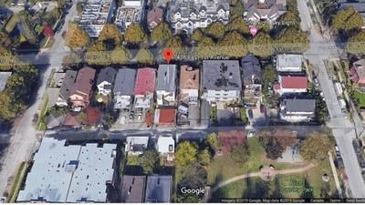 Large Residential Land Income Property for Sale in Vancouver, BC