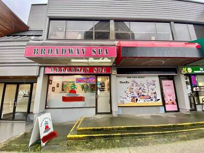 Very Busy Massage Spa for Sale in Vancouver, BC