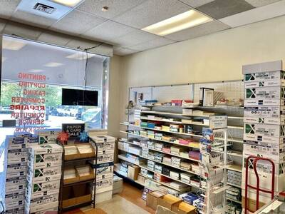 Well Equipped Printing Shop for Sale in New Westminster, BC