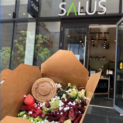 Salus Fresh Foods - Downtown Toronto