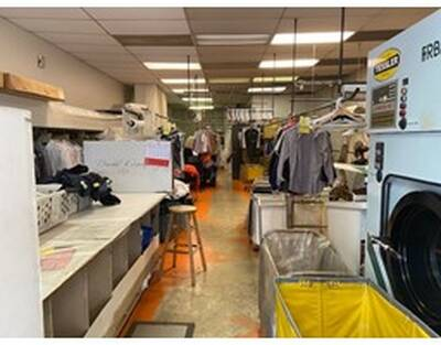 High Traffic Laundry Alteration Dry Cleaning Business for Sale in Vancouver, BC