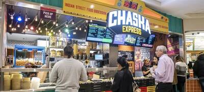 Chaska Indian Street Food Obsession Atrium On Bay