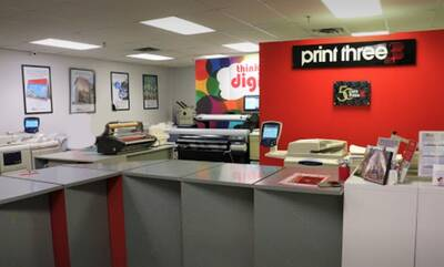 Exciting And Easy To Operate Print Three Newmarket For Sale