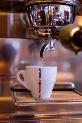 Aroma Espresso Bar Resale in Downtown Toronto