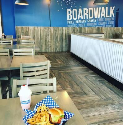 Boardwalk Burgers Fries Shakes RestaurantHalifax, NS