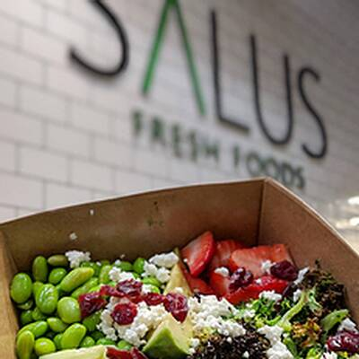 Salus Fresh Foods - The Bay Centre - Victoria, BC
