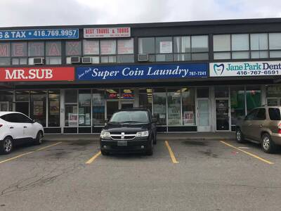 Proven Coin Laundry in Toronto