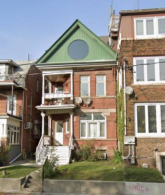FOURPLEX IN SOUTH PARKDALE
