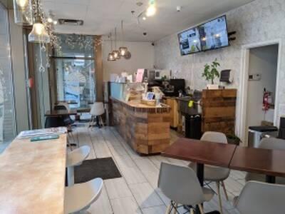Profitable Modern Bubble Tea Shop for Sale in Vancouver, BC
