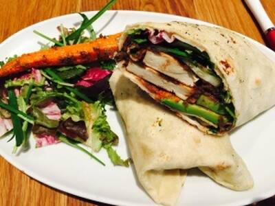 Well Located Healthy Food Franchise Restaurant for Sale in BC