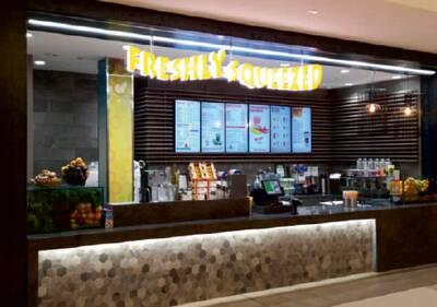 Freshly Squeezed Markville Mall - Markham Ontario