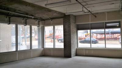 Brand New Commercial Condo in Waterloo