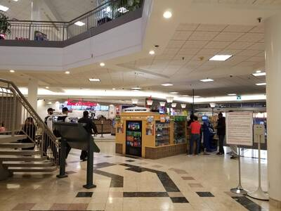 Franchise Lotto Shop for Sale in Toronto Mall