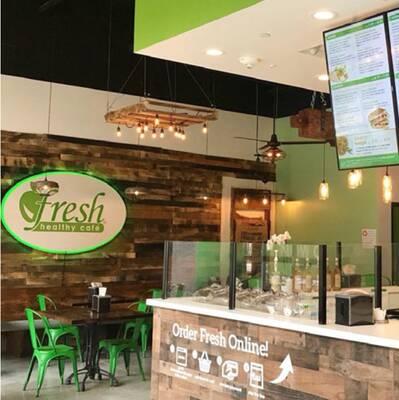Soulful Delish Healthy Café York Lanes Toronto - Fast-Casual Food Franchise
