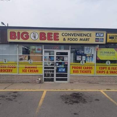 Very Busy Convenience Store and Lotto Business for Sale in Niagara Falls, ON