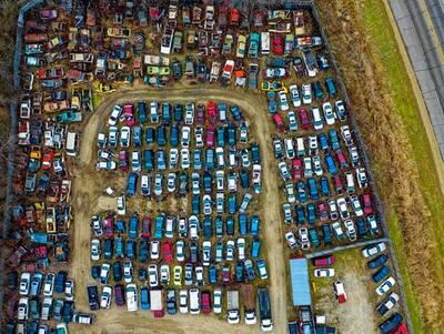 Automotive Car Scrap Yard 10 Acre Lot for Sale
