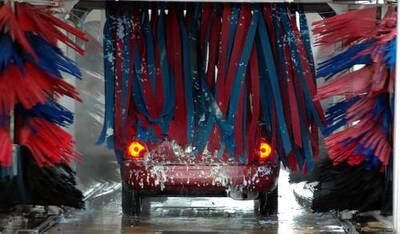 Great Car Wash for Sale with Rental Income