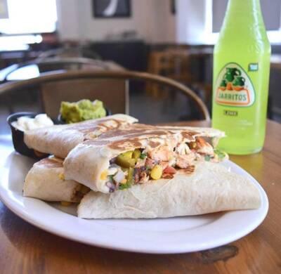 CHORIZO FRESH Mexican Restaurant in Red Deer, AB