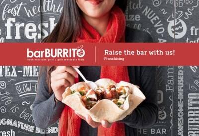 barBURRITO Fresh Mexican Grill Windsor, Ontario