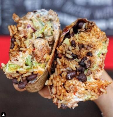 Barburrito Fresh Mexican Grill Emeryville