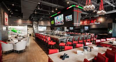 Sports Bar- Shoeless Joe's Brand New Build - Oshawa, ON
