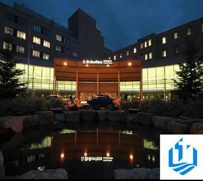 INS Market St. Boniface Hospital - Winnipeg, MB
