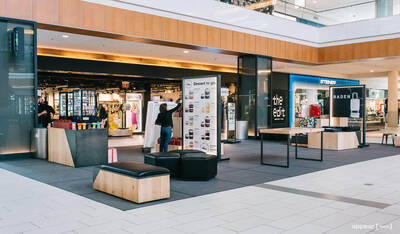 RETAIL SPACES FOR LEASE IN DOWNTOWN