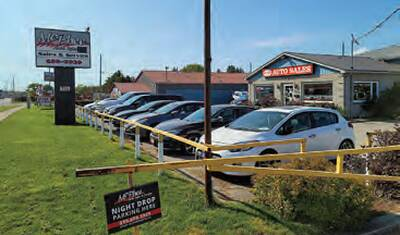 Full Turnkey Automotive Repair Shop and Car Dealership for Sale in London, ON