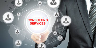 OUR NEW CONSULTING SERVICES