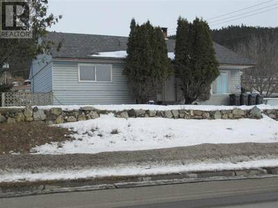 Great Location Residential Income Property for Sale in Williams Lake, BC